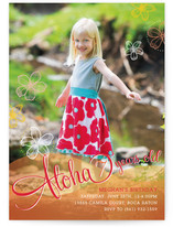 Aloha Children&#039;s Birthday Party Invitations