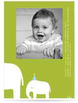 Calf Children&#039;s Birthday Party Invitations