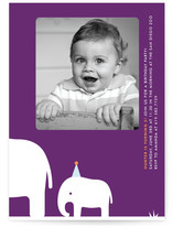 Calf Children's Birthday Party Invitations
