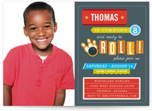 Ready to Roll! Children's Birthday Party Invitations