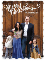 Merry Scriptmas Christmas Photo Cards
