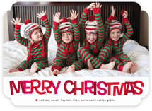 Merry Merry Christmas Photo Cards