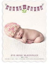 Peace on Earth Banner Christmas Photo Cards