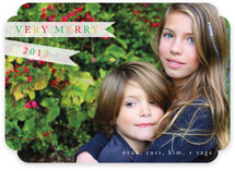 Very Merry Christmas Photo Cards
