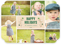 Christmas Blossoms Christmas Photo Cards
