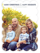 Personalize It Christmas Photo Cards