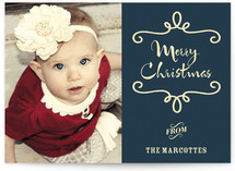Whimsical Holidays Christmas Photo Cards