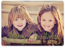 Classic Christmas Christmas Photo Cards