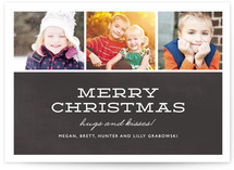Simply Christmas Christmas Photo Cards