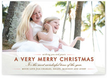 Simply Sweet Christmas Photo Cards