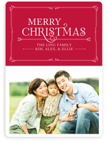 Christmas Sweet Christmas Photo Cards