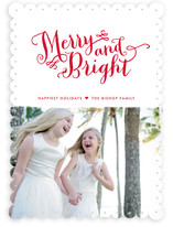 Bright Christmas Photo Cards