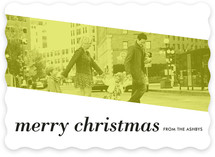 Merry Modern Christmas Photo Cards
