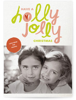 Hollygram Christmas Photo Cards