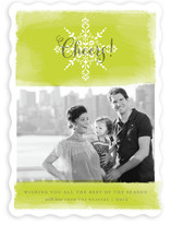 Sunshine &amp; Snow Christmas Photo Cards