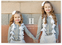 Oxford Christmas Photo Cards