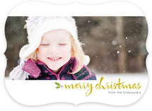 Panorama Christmas Photo Cards