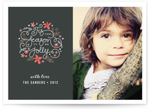Tis the Season Christmas Photo Cards