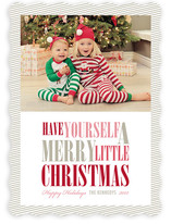 Have Yourself A Merry Little Christmas Christmas Photo Cards