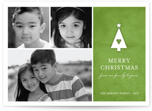 Family Tree Christmas Photo Cards