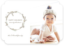 Festoon Christmas Photo Cards