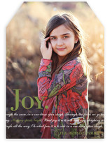 Holiday Nostalgia Christmas Photo Cards