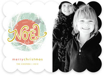 Nestled Noel Christmas Photo Cards