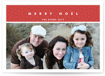 Merry Noel Christmas Photo Cards
