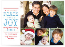 Tons of Joy Christmas Photo Cards