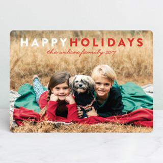 Christmas Love Christmas Photo Cards