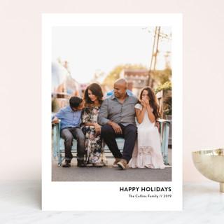 Mod Christmas Christmas Photo Cards