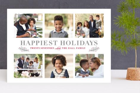 Wondrous Christmas Photo Cards