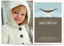 Unto Us Christmas Photo Cards