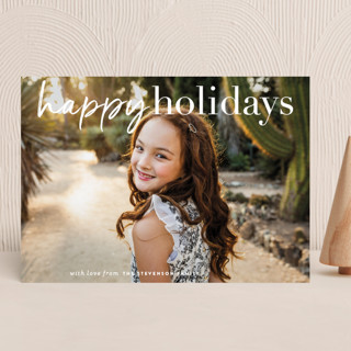 very merry moment Christmas Photo Cards