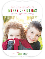 Simple Season Christmas Photo Cards