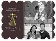 Tree of Joy Christmas Photo Cards