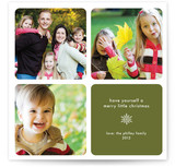 Checkers Christmas Photo Cards