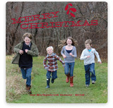 How Do You Spell Mistletoe? Christmas Photo Cards