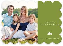 Sweet and Simple Christmas Christmas Photo Cards