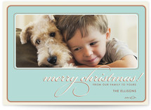 Festive Frame Christmas Photo Cards