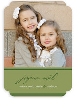 PARIS Christmas Photo Cards