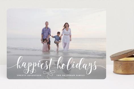 Charm Christmas Photo Cards