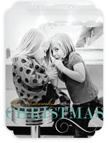Holiday Dot Christmas Photo Cards