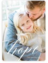 A Time of Hope Christmas Photo Cards