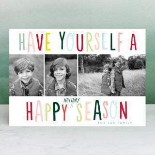 Little Fun Christmas Christmas Photo Cards
