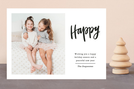 Swiftly Christmas Photo Cards