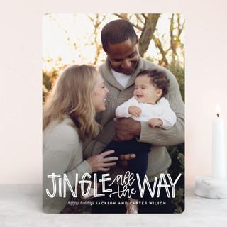 Jingle Christmas Photo Cards