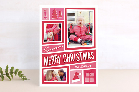 Christmas Pop Christmas Photo Cards