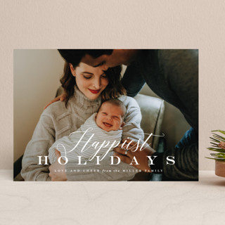 All the Glory Christmas Photo Cards