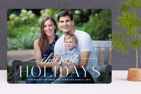 Celebrate Christ Christmas Photo Cards